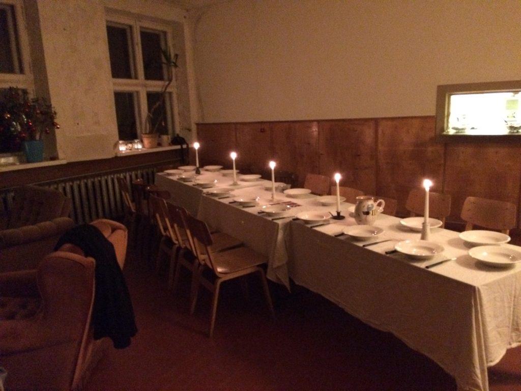 massia dinner